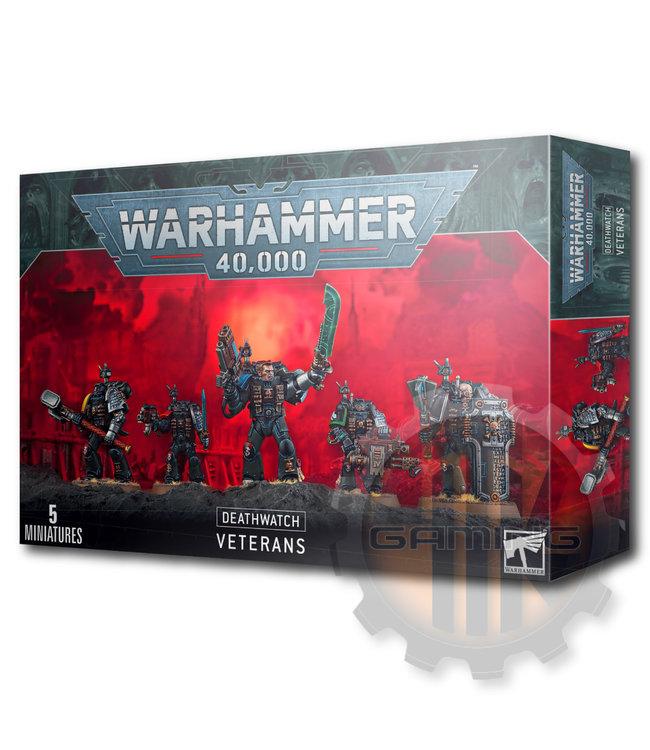 Warhammer 40000 Deathwatch Veterans