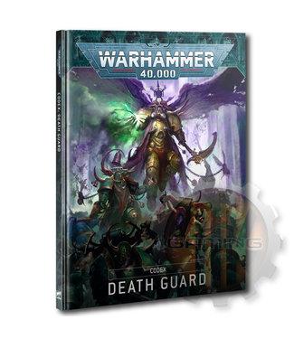 Warhammer 40000 Codex: Death Guard (Hb)