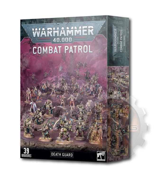 Warhammer 40000 Combat Patrol: Death Guard