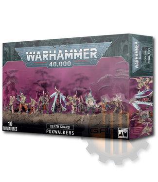 Warhammer 40000 Death Guard: Poxwalkers