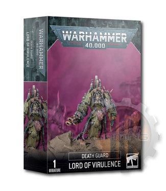 Warhammer 40000 Death Guard Lord Of Virulence