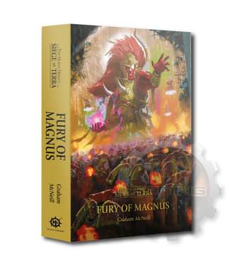 Black Library Siege Of Terra: Fury Of Magnus (Hb)