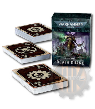 Warhammer 40000 Datacards: Death Guard