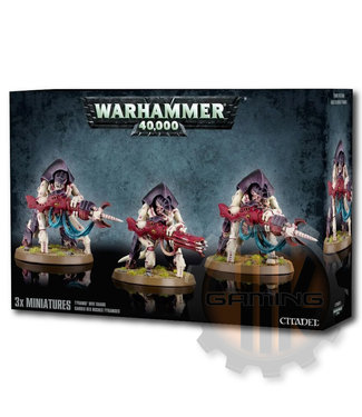 Games Workshop #TYRANID HIVE GUARD