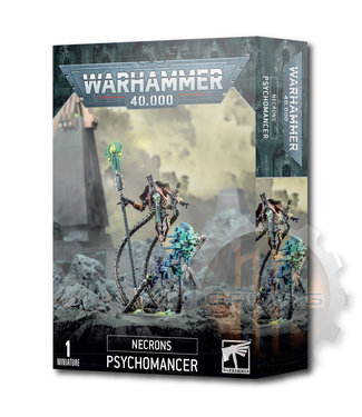 Warhammer 40000 Necrons Psychomancer