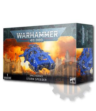 Warhammer 40000 Space Marines Storm Speeder
