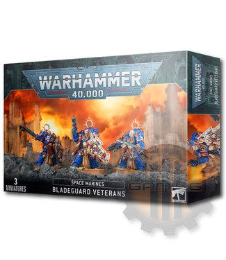 Warhammer 40000 Space Marines Bladeguard Veterans