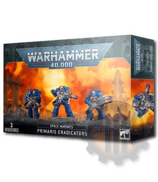 Warhammer 40000 Space Marines Primaris Eradicators