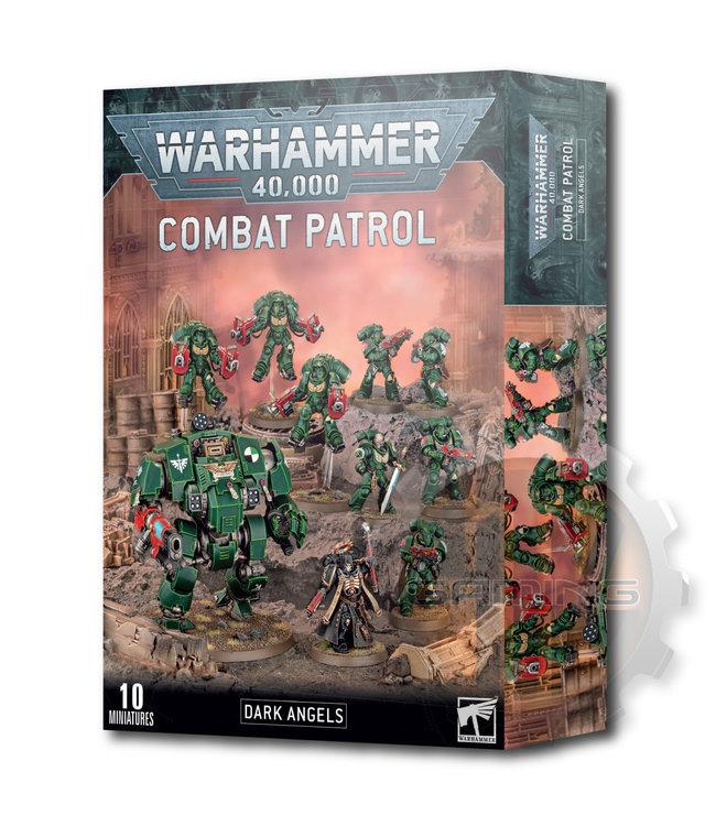 Warhammer 40000 Combat Patrol: Dark Angels