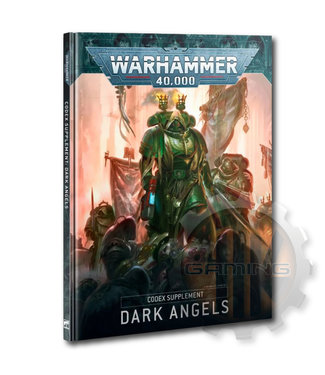Warhammer 40000 Codex: Dark Angels (Hb)