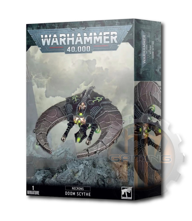 Games Workshop Necron Doom Scythe/Night Scythe