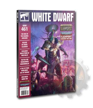 Black Library White Dwarf 461 (Feb-21)