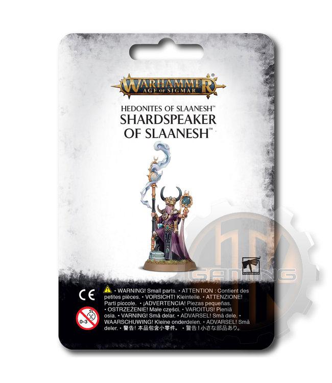 Age Of Sigmar ~Hedonites: Shardspeaker Of Slaanesh