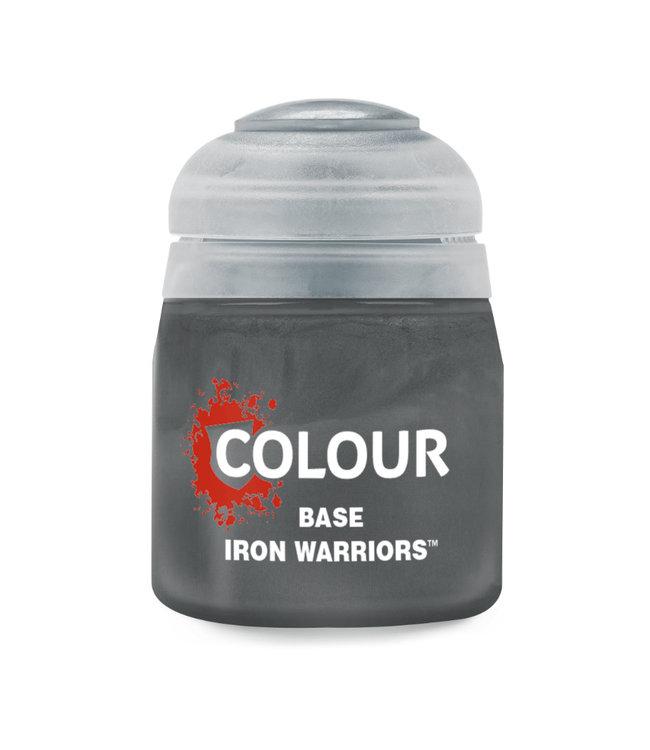 Citadel - Paints Base: Iron Warriors