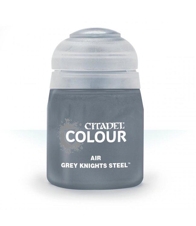 Citadel - Paints Base: Grey Knights Steel
