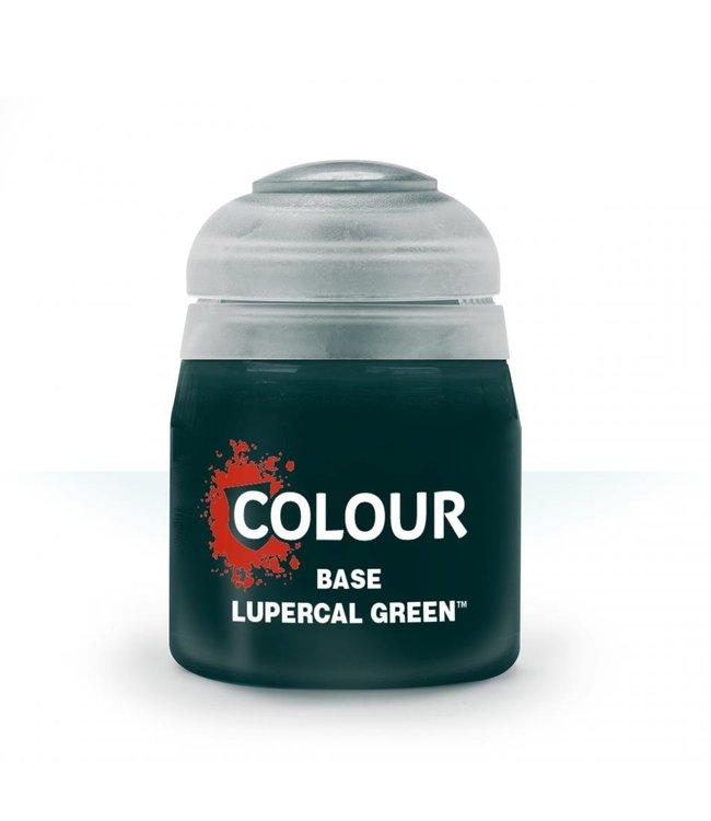 Citadel - Paints Base: Lupercal Green