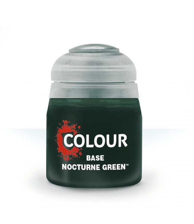 Citadel - Paints Base: Nocturne Green
