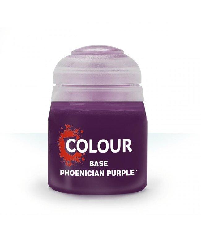 Citadel - Paints Base: Phoenician Purple
