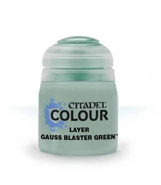 Citadel - Paints Layer: Gauss Blaster Green