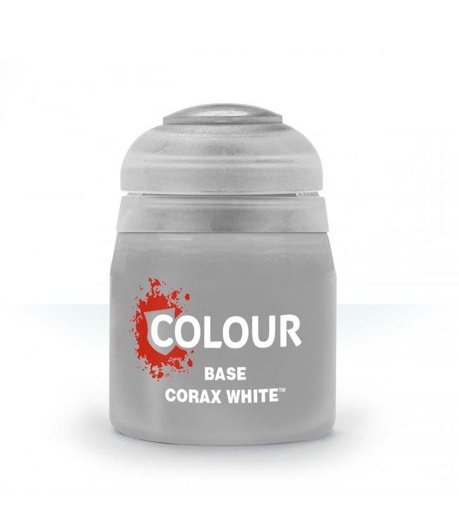 Citadel - Paints Base: Corax White (12Ml) single