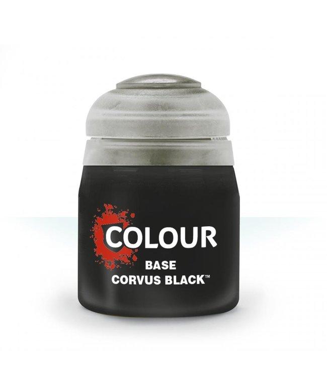 Citadel - Paints Base: Corvus Black (12Ml)