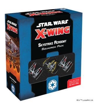 Star Wars X-Wing Skystrike Academy Squadron Pack