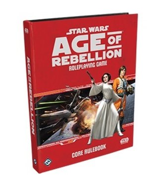 Star Wars Star Wars: Age of Rebellion RPG Core Book