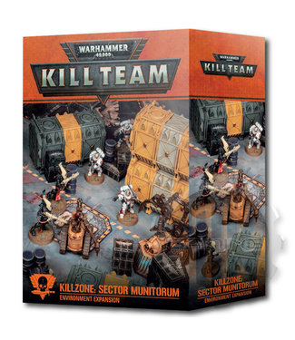 Warhammer 40000 Killzone: Munitorum Hub