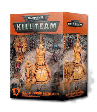 Warhammer 40000 Killzone: Sector Mechanicus