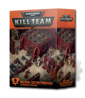 Warhammer 40000 Killzone: Sector Fronteris