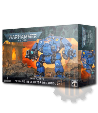 Games Workshop S/M Primaris Redemptor Dreadnought