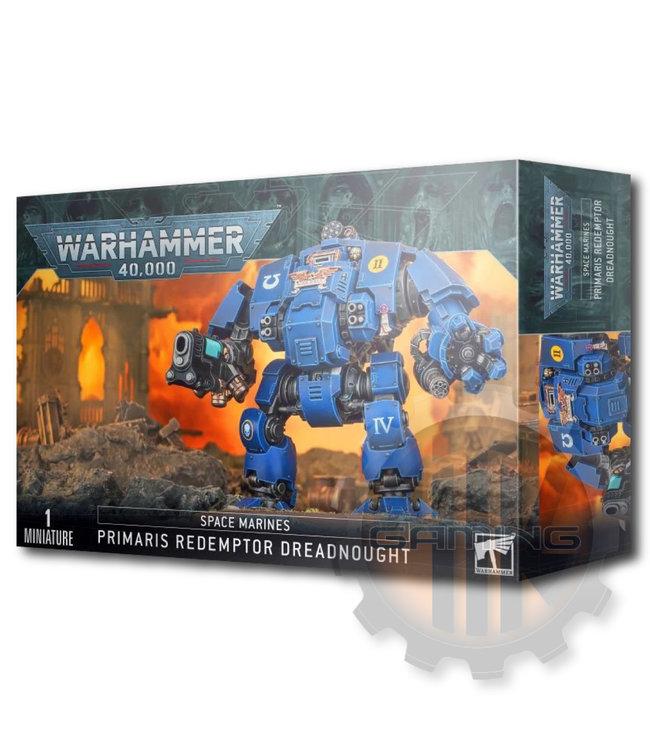 Games Workshop S/M Primaris Redemptor Dreadnought