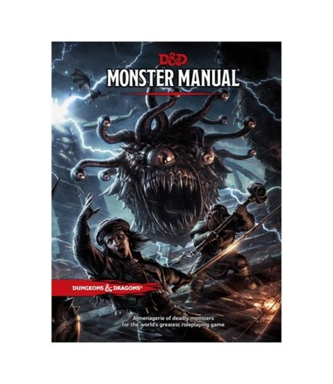 Dungeons & Dragons Dungeons & Dragons Monster Manual  (DDN)