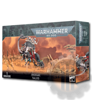 Games Workshop Drukhari Talos Pain Engine