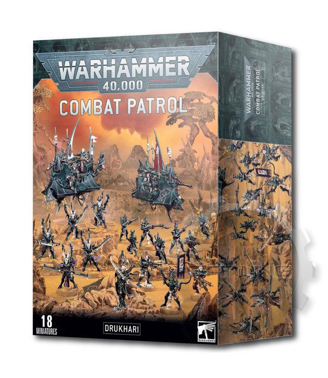 Warhammer 40000 Combat Patrol: Drukhari