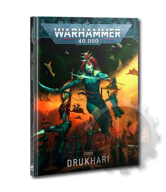 Warhammer 40000 Codex: Drukhari (Hb)