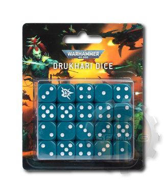 Warhammer 40000 Warhammer 40000: Drukhari Dice Set