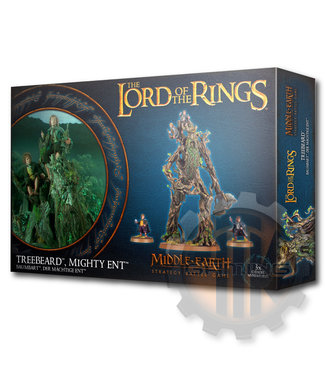 Lord Of The Rings Middle-Earth Sbg: Treebeard Mighty Ent