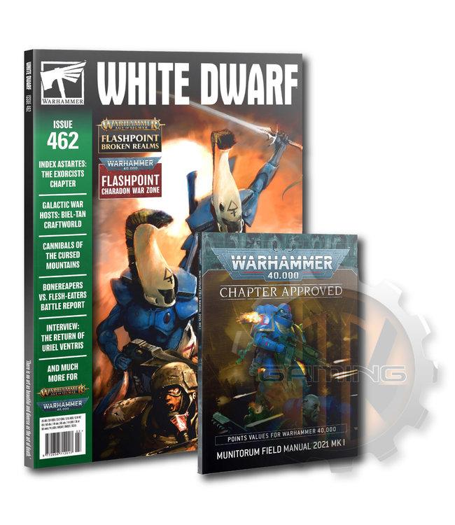 Black Library White Dwarf 462
