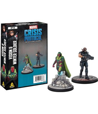 Marvel Marvel Crisis Protocol: Vision and Winter Soldier