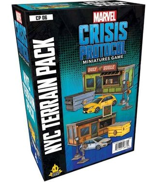Marvel Marvel Crisis Protocol: NYC Terrain