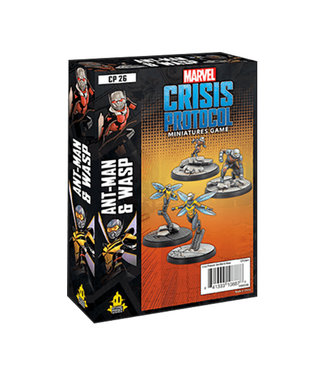 Marvel Marvel Crisis Protocol: Ant-Man and Wasp
