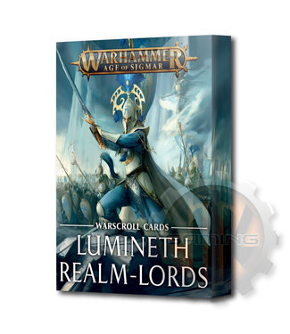 Age Of Sigmar Warscrolls: Lumineth Realm-Lords