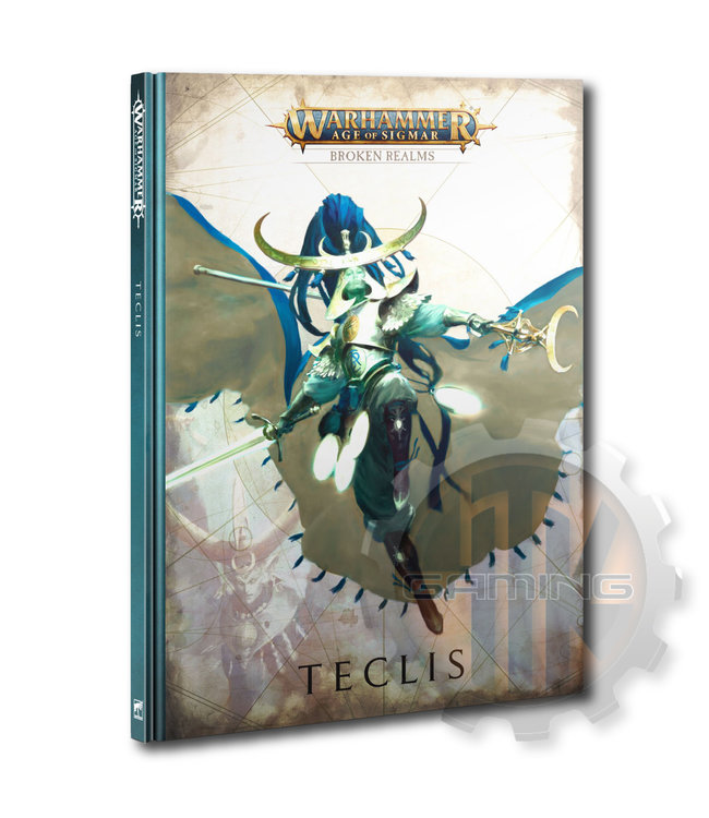 Age Of Sigmar Broken Realms: Teclis (Hb)