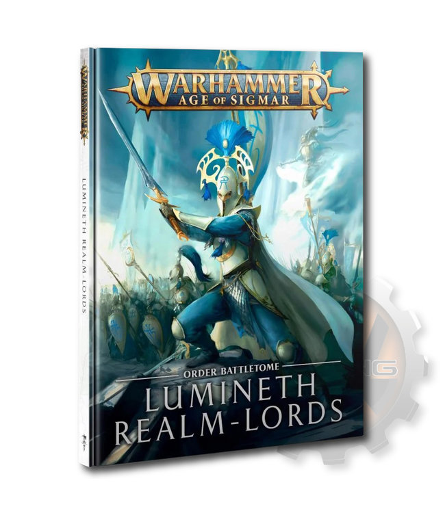 Age Of Sigmar Battletome: Lumineth Realm-Lords Hb