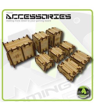 MAD Gaming Terrain Storage Crates