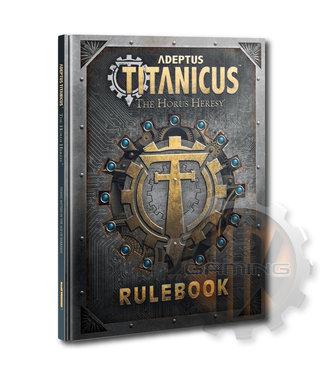 Adeptus Titanicus Adeptus Titanicus Rulebook
