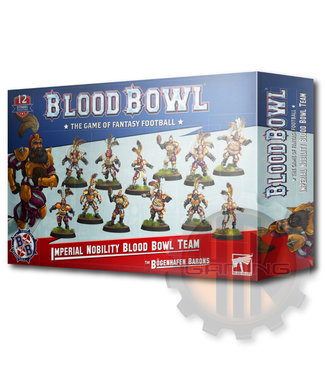 Blood Bowl Blood Bowl: Imperial Nobility Team