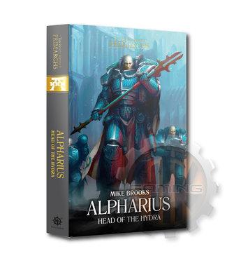 Black Library Primarchs: Alpharius: Head Of The Hydra