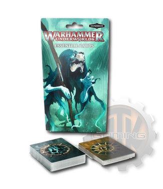 Warhammer Underworlds Wh Underworlds: Essential Cards